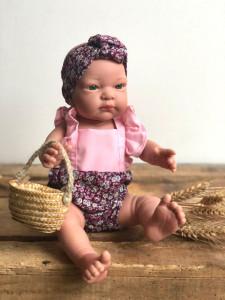 Tenue Liberty pour poupée 39 cm