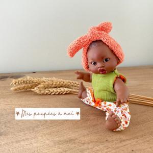 Mini poupée 18 cm