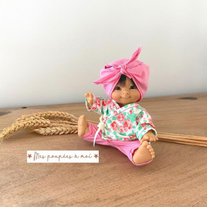 Mini poupée, Zoé