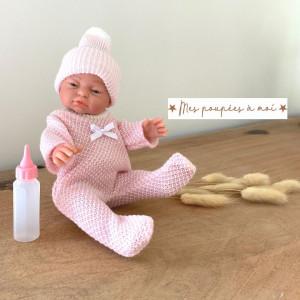 Poupon nouveau-né Anna