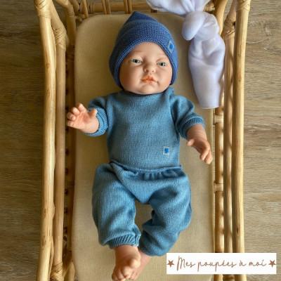 Poupon nouveau-né Lucas