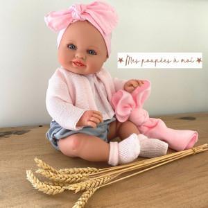 Poupon nouveau-né Daniela