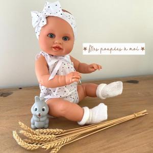 Poupon nouveau-né Dona