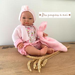 Poupon nouveau-né Jenny