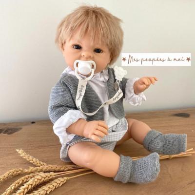 Poupon nouveau-né Paul