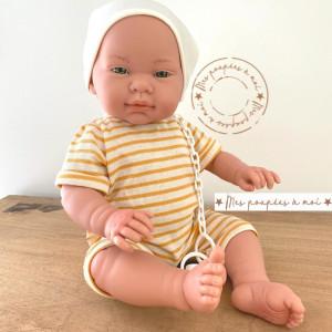 Poupon nouveau-né, Léon