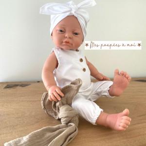 Poupon nouveau-né, Zélie